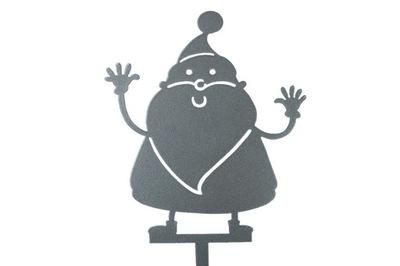 Металлическая instagram рождественская ??? горшка Николай