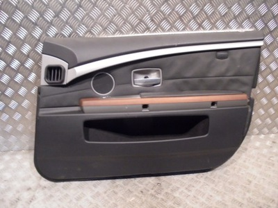 ОБШИВКА ПРАВАЯ ПЕРЕД BMW E65 1