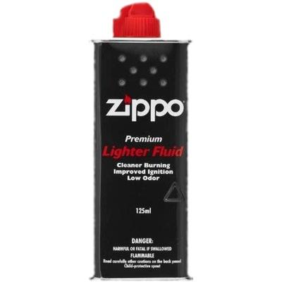 бензин ZIPPO 125ml ??? бензиновых зажигалок