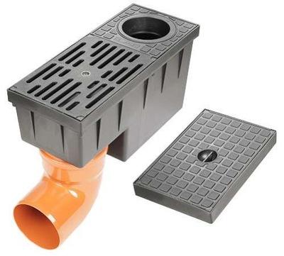 Odvodňovacej drenáže Marley RSK2000 filter