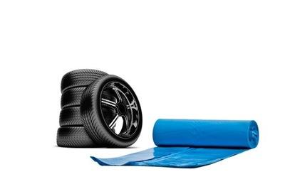 мешки Шин синие Большие 100x110cm 400 ??