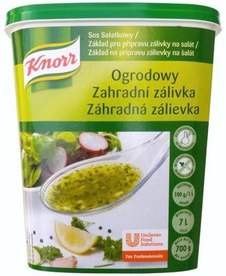Knorr соус салат садовый 700g