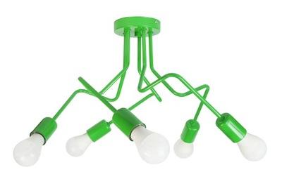 Svietidlá do detskej komora stropné svietidlo PRÍVESOK lampa LUSTER PRE DETI FARBA