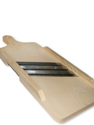 мандолина для капуста 3 клинок деревянная  !