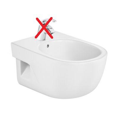 WC misa - Závesná toaletná misa, WC sedátko, VICTORIA, ROCA