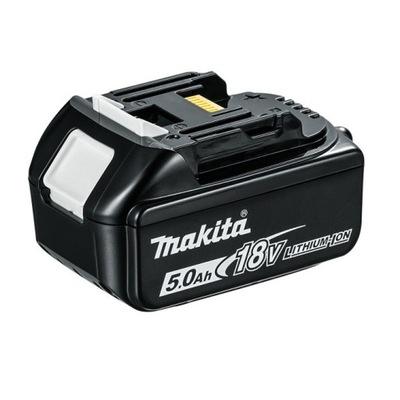 Elektrický skrutkovač - MAKITA BL1850B Dobíjacia batéria 18v 5,0Ah NOVINKA