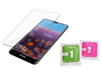 Szkło hartowane ochronne 9H do Huawei P20 LITE