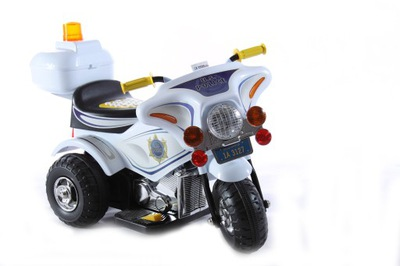 SUPER MOTOREK MOTOROVÝCH COP NA BATÉRIE FARBA