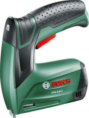 Степлер аккумуляторный Bosch PTK 3 ,6 LI