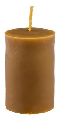 большая свеча пчелиная без ОБРАЗЦОВ из пчелиного воска