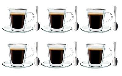 Pohár Tepelnej Čaj Káva Dosky Lyžice 6