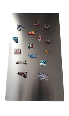 Magnetická Doska na chladnička s magnety 54,5x100