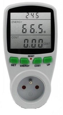 Elektromer, power meter watomierz FV GW