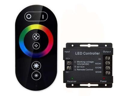 НЕОН LED контроллер пульт драйвер RGB лента 12
