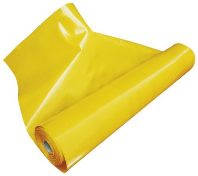Желтый пленка пароизоляционная Baufol 3x50 Аттестат Ноль ,2 мм