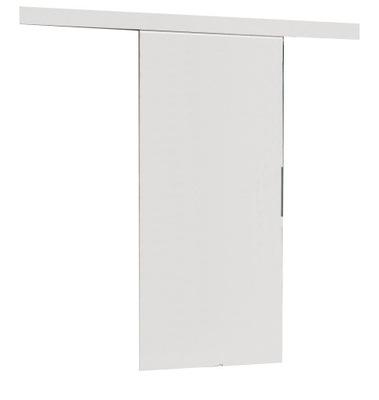 двери раздвижные настенные MULTI 80 белое комплектация