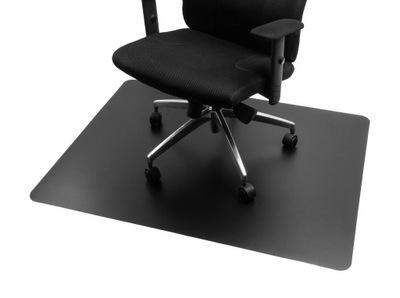 Защитный коврик 1мм черная ПОД СТУЛ Кресло 140x100