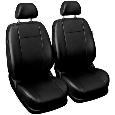 PRZODY 1+1 przednie pokrowce na fotele samochodowe