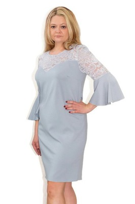 e0bb5048e6 Sukienka na wesele r.42 Nowa Kolekcja! - 7253190542 - oficjalne ...