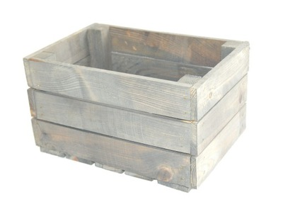 коробка ?????????? 30cm Корпус серая Контейнер