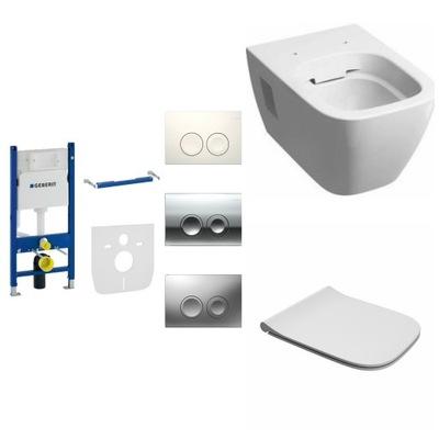 WC misa - WC záchodová toaletná misa