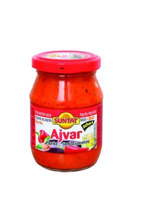 айвар острый соус , dip для мяса , тушить овощи