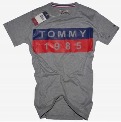 637f969cf Tommy Hilfiger Koszulka Rozmiar S T-Shirt POLO - 7609212250 ...