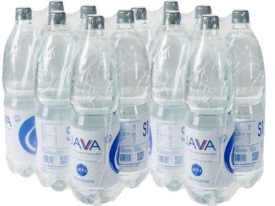 12 БУТЫЛОК 1 ,5 L = натуральная щелочная вода JAVA