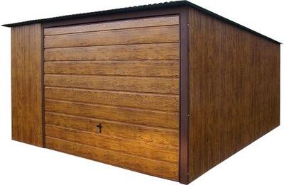 Гаражи Жестяные 4х5 Дерево гараж консервную Банку