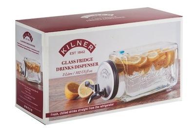 Výrobca ako Kilner nápoje v chladničke 3l 0025.00