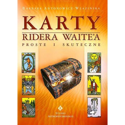 KS Tarot Karty Ridera Waite'a książka + karty