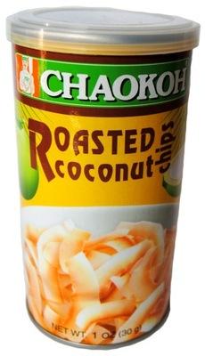 чипсы Кокосовое Хрустящей жаренные Chaokoh 30g