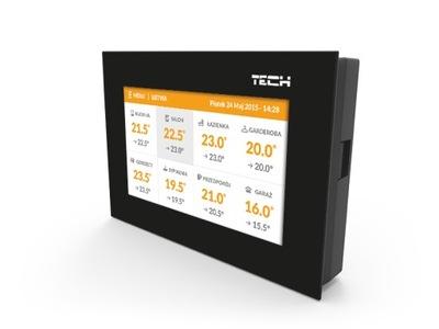 TECH bezdrôtový ovládací panel M-8 popruh L-8