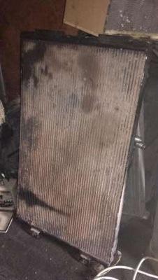 Радиатор масла погрузчик Cat Caterpillar 966