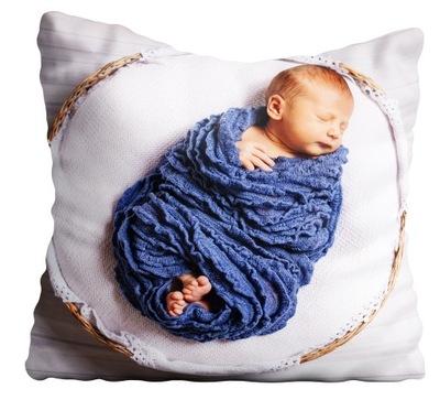 Фото подушка с собственной фотографией,рисунком 40 x 40