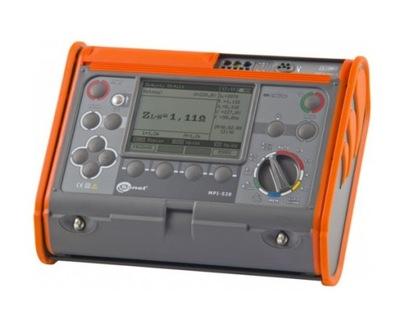 Sonel MPI-520S meter možnosti inštalácie