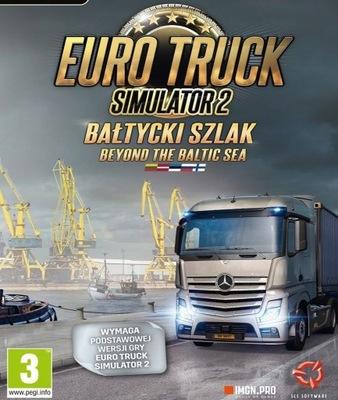 Euro Truck Simulator 2 BEYOND THE BALTIC SEA Steam