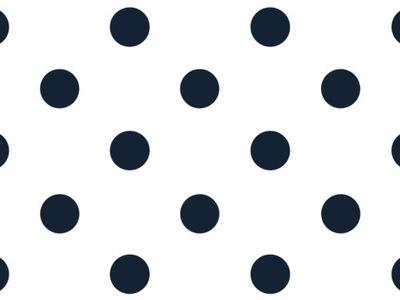 Горошек - шаблон малярный точки повторяемый