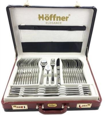 Столовые ПРИБОРЫ Хоффнер комплект 72 элем серебро