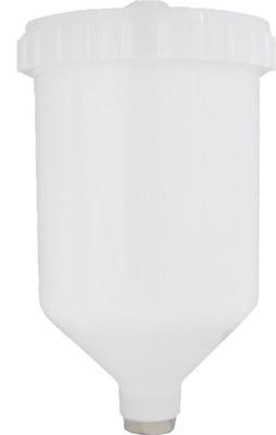 Striekacia pištoľ - Horná nádrž 600 ml pre striekaciu pištoľ