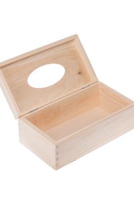 коробка контейнер Салфетки Прямоугольные