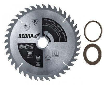 Rezací kotúč - Kotúčová píla na drevo 315x30mm 80 s DEDRA + GRAT