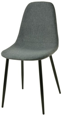 Krzesło Dankor Design DSW mat nogi czarne
