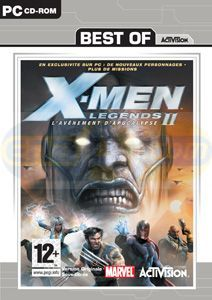X-Men Legends 2 Rise of Apocalypse    PL  PC