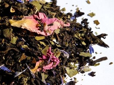 Пуэр Гуарана 50g чай красная