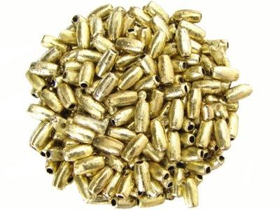 PLAST-MET бусины РИС 6x3mm 200шт M120zł200