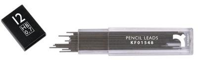 Grafity ??? карандаши HB 0,7 Q-CONNECT