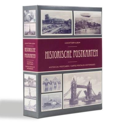 Альбом на 200 исторических открыток - Leuchtturm