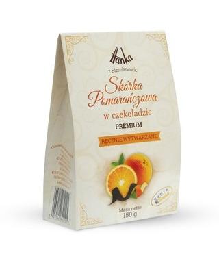 Тема апельсиновое в шоколаде Сто пятьдесят Г ХЭНКА