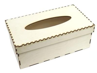 салфетница коробка Салфетки декупаж YR69